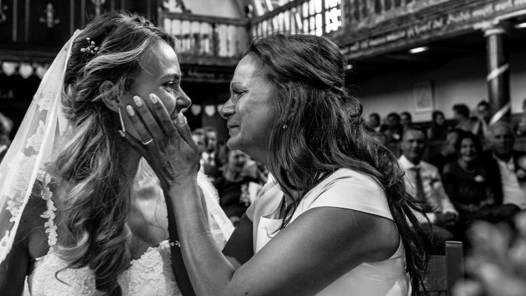 Huwelijk Texel