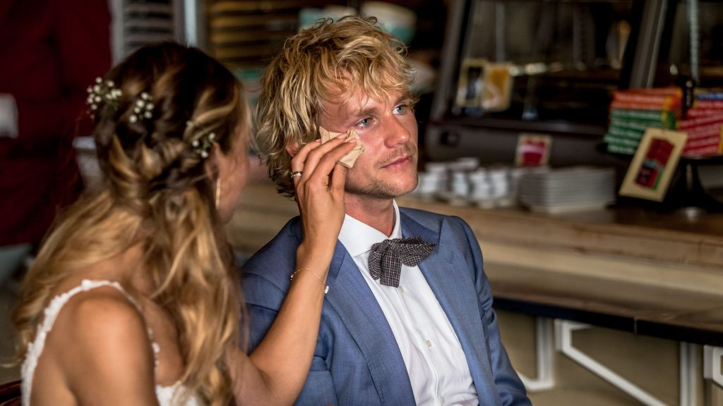 Fotograaf huwelijk Texel