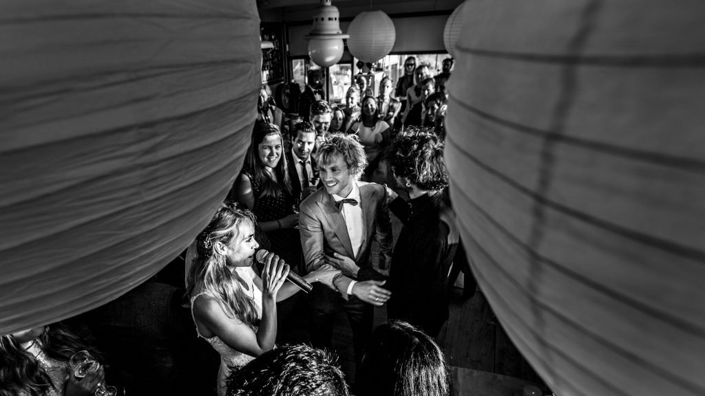 Texel trouwen