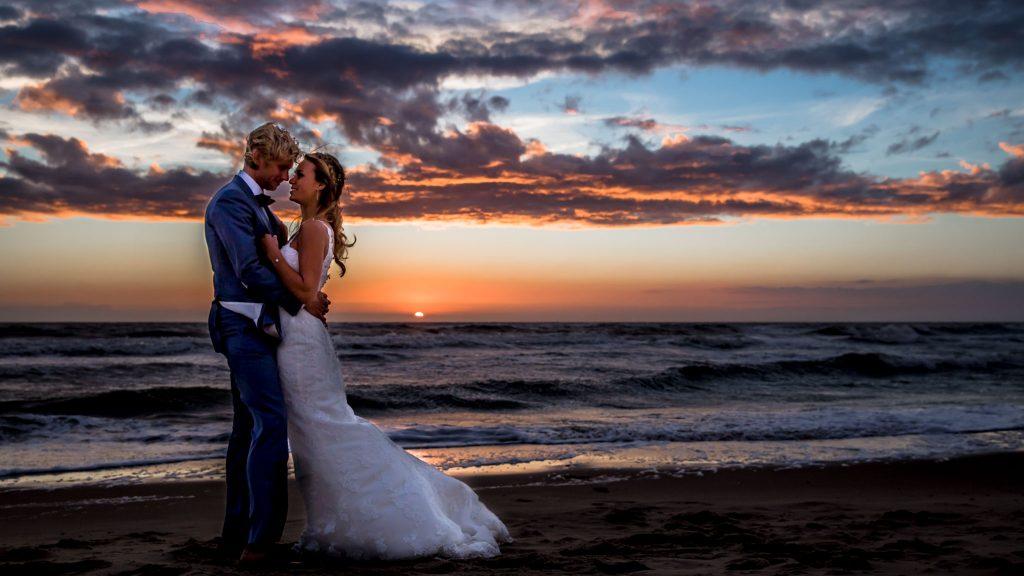 Bruidsfotografie Texel