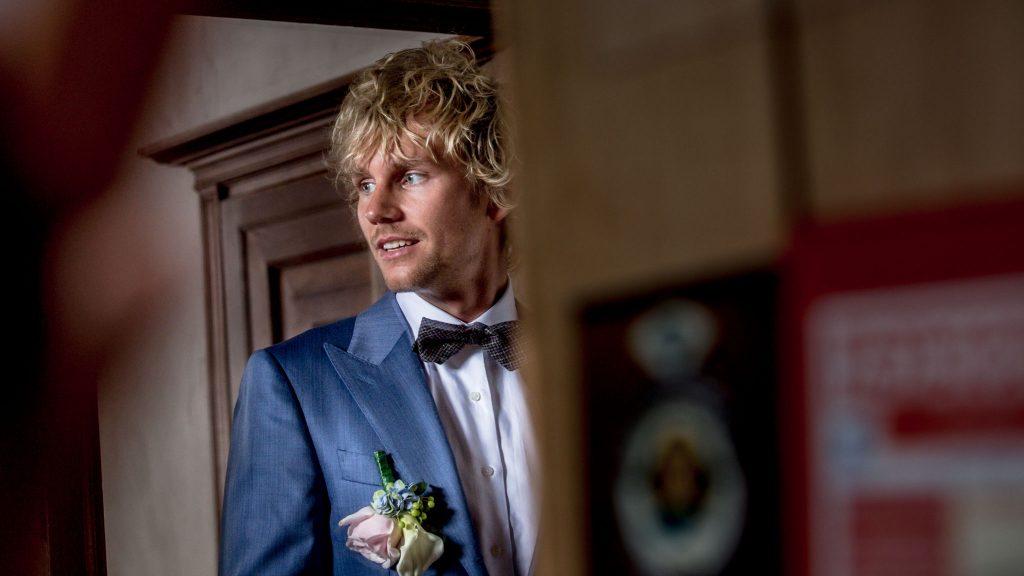 Bruiloft Michelle en Koen op Texel