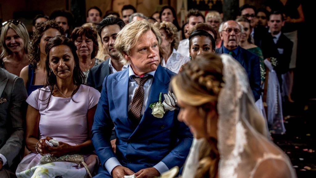 Huwelijk Michelle en Koen