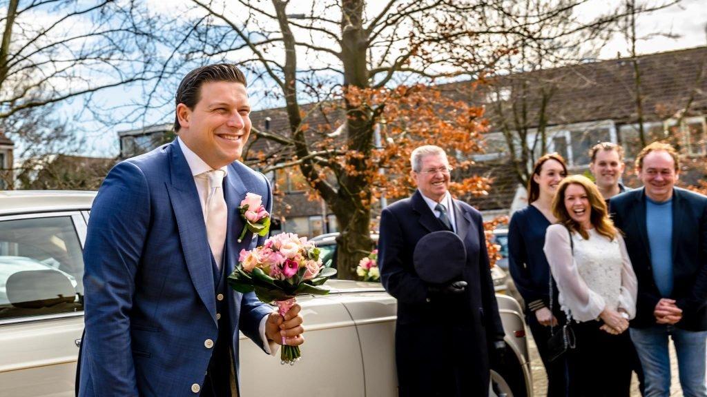 Fotograaf bruiloft Voorburg
