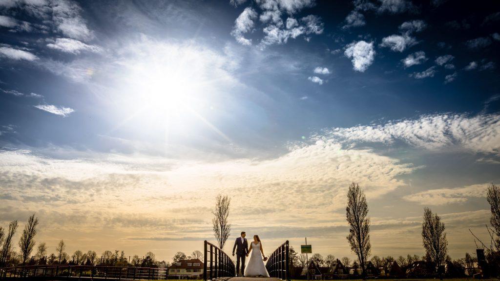 Huwelijk in Voorburg