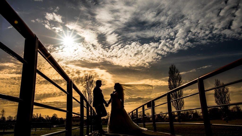 Bruiloft in Voorburg
