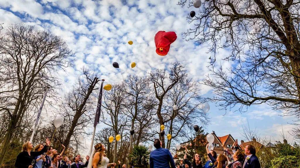 Bruidsfotograaf Voorburg