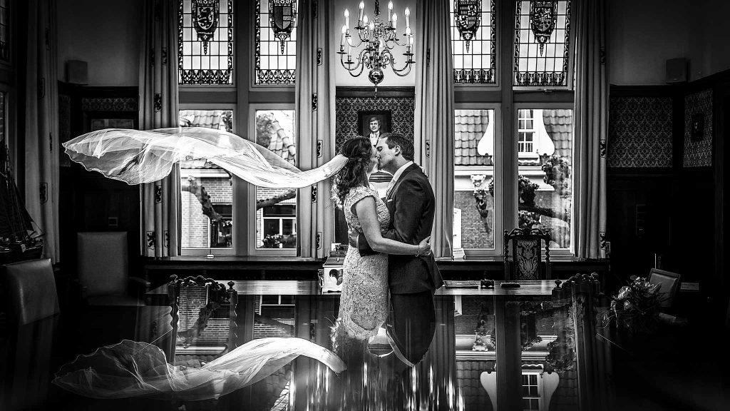 Huwelijk in Noordwijk