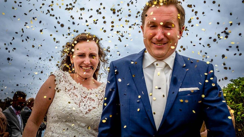 Huwelijkfotograaf in Noordwijk