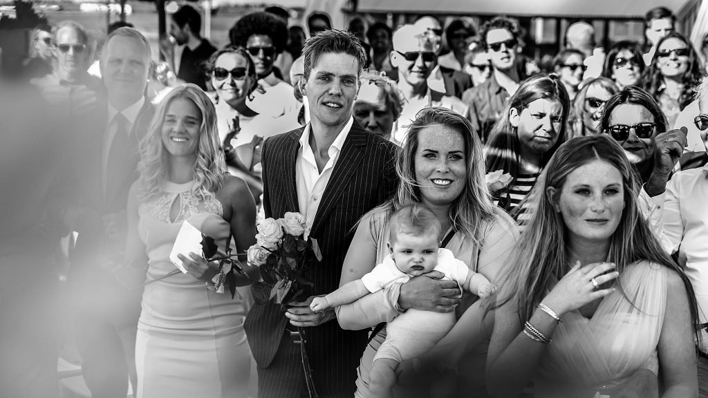 Amsterdam trouwfotograaf gasten