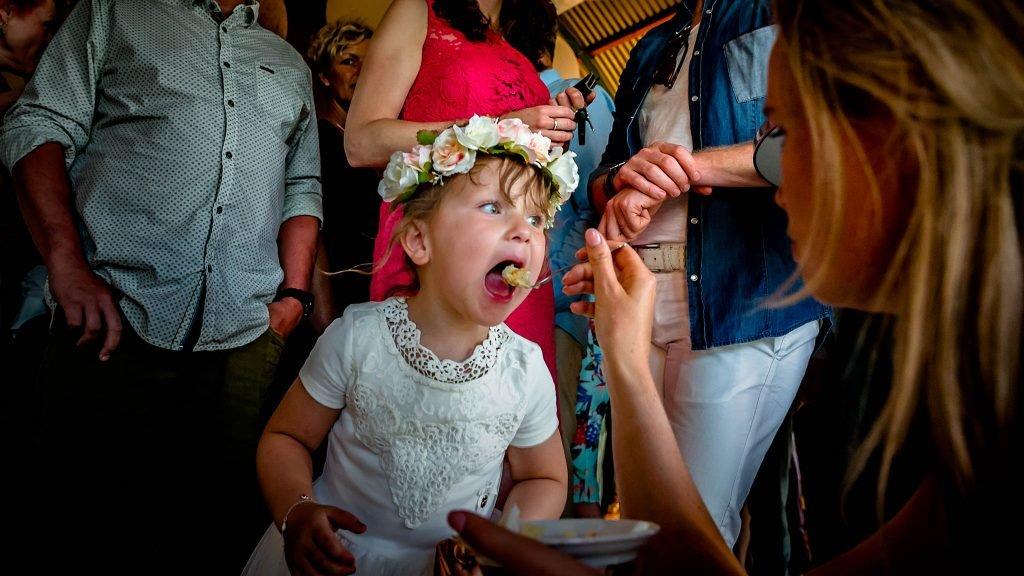 Bruidstaart trouwfotografie Amsterdam