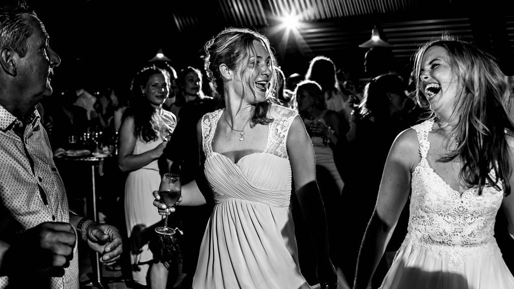 Trouwfeest bruidsfotografie Amsterdam