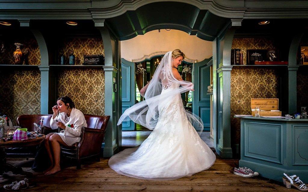 Kasteel Wijenburg bruid