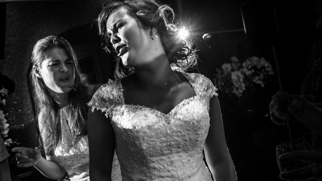 Bruiloft in Montfoort