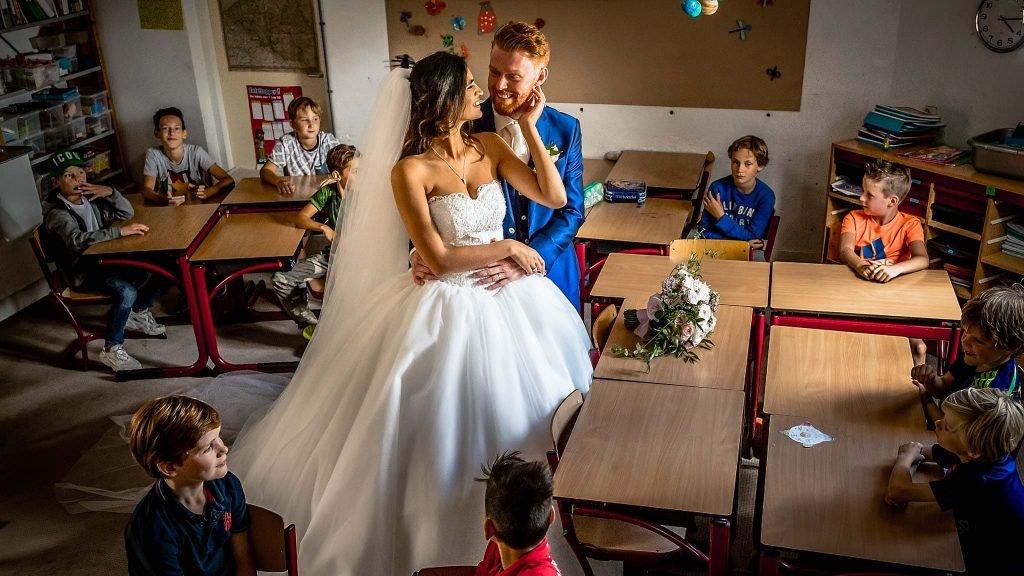 Huwelijk Haarlem