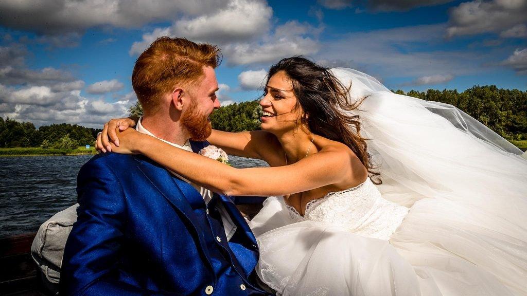 Huwelijk in Haarlem