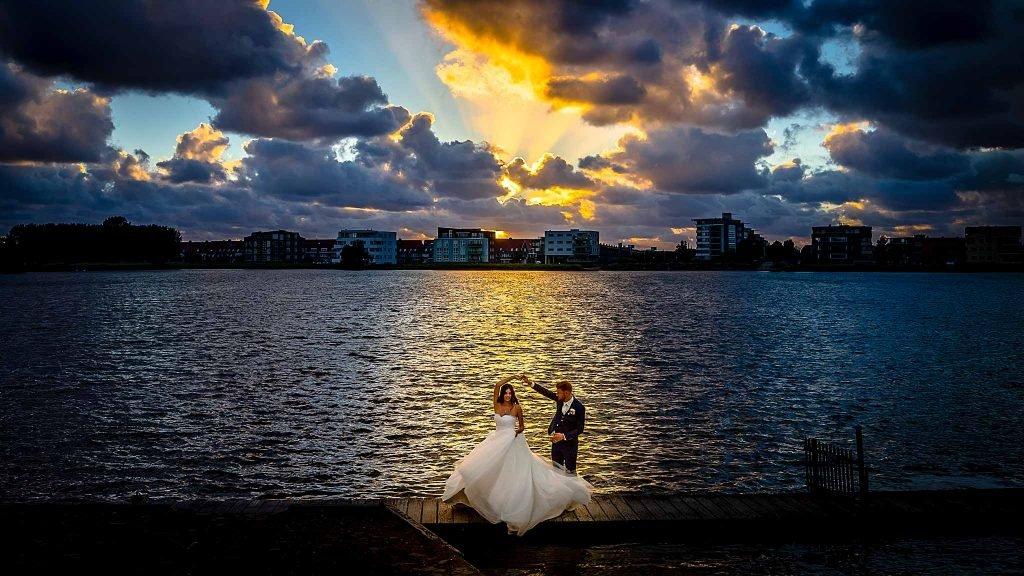 Bruidsfotograaf in Haarlem