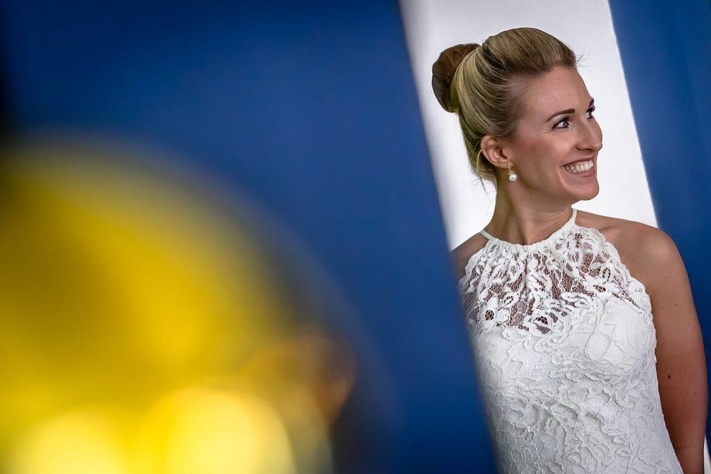 Trouwen in Amsterdam bruidsjurk