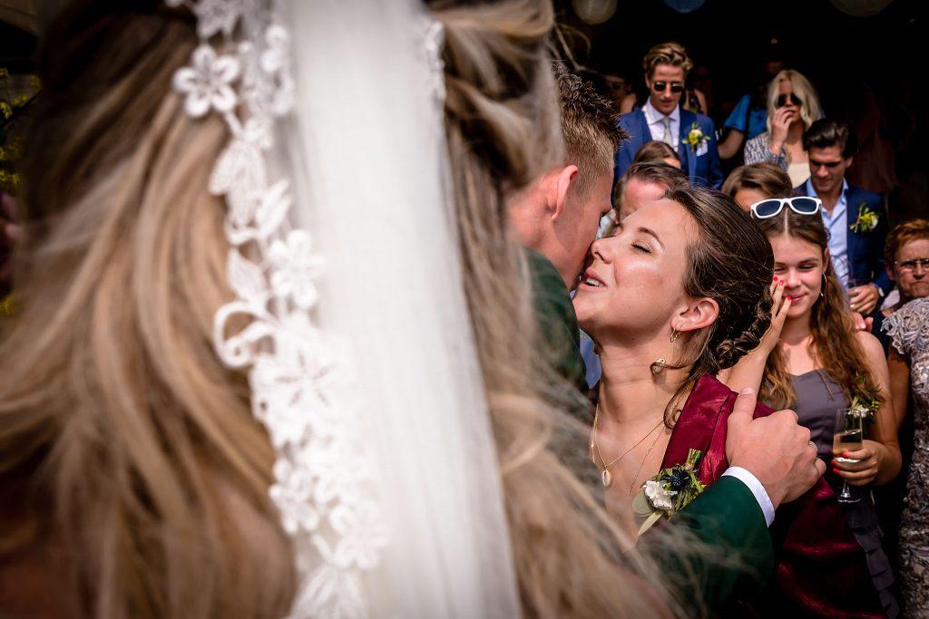 BFF van de bruid