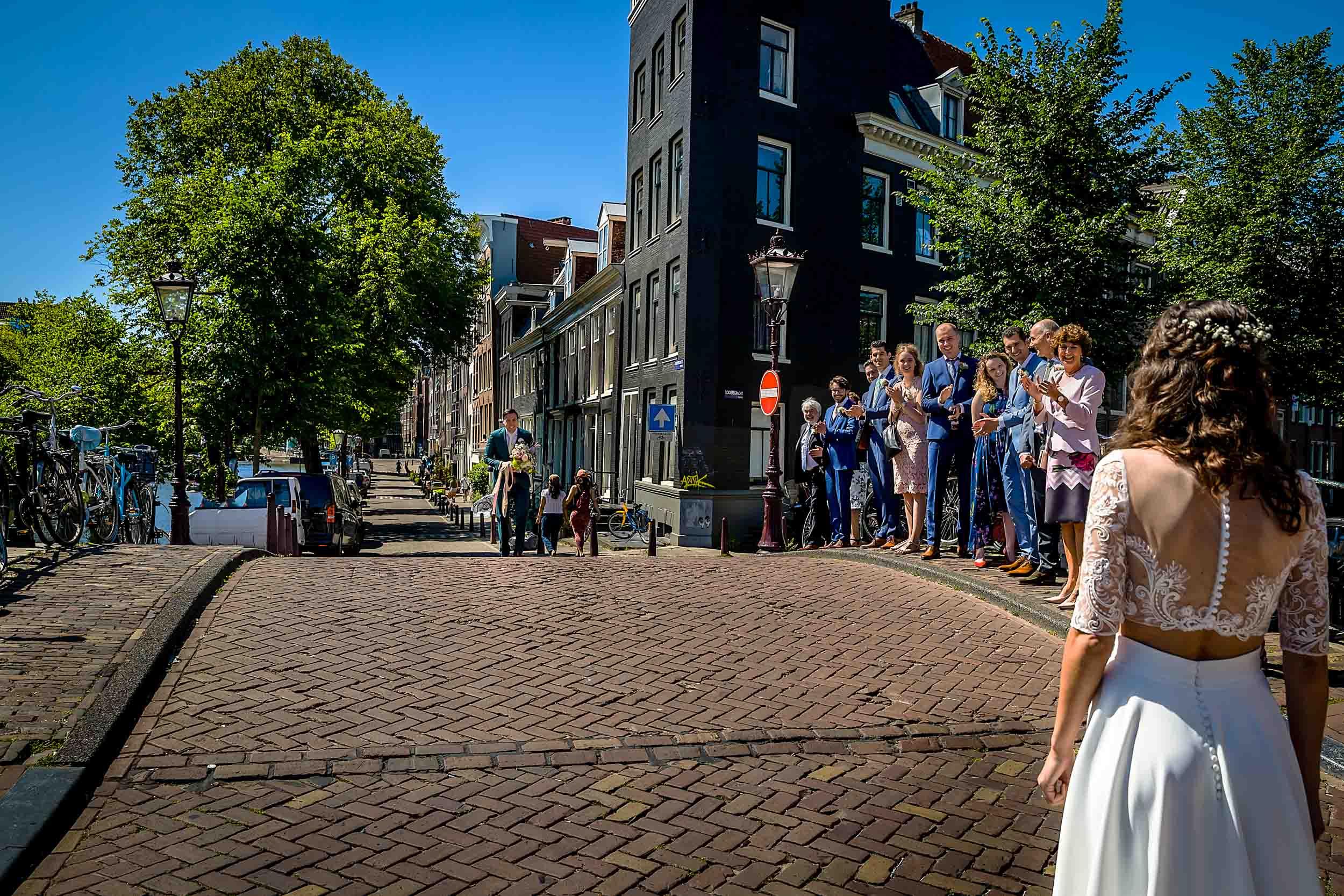 Trouwen in Amsterdam